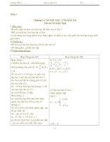 Giáo án đại số 9-NH 2009-2010(Tiết 1-17)