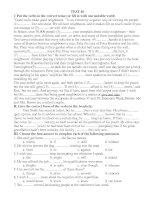 Tuyển tập đề thi BD HSG Huyện