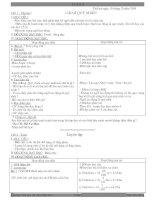 Giáo án lớp 5 - Tuần 9 - Cực kĩ, cực HOT
