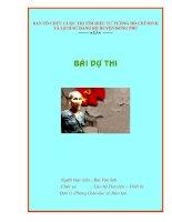 Bài thi tìm hiểu Lịch sử Đảng bộ Đồng Phú