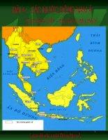 Bài 4 Các nước Đông Nam Á