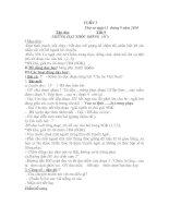 Giáo án lớp 4 -Tuần 5 CKTKN(chỉ in)