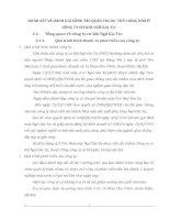 KHẢO SÁT VÀ ĐÁNH GIÁ CÔNG TÁC QUẢN TRỊ DỰ TRỮ HÀNG HOÁ Ở CÔNG TY CƠ KHÍ NGÔ GIA TỰ