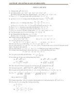 một số bài tập bồi dưỡng HSG toán 9