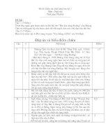 Một số đề thi tổng hợp lớp 12