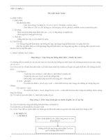 Giáo án hóa học 12 (Cơ bản)