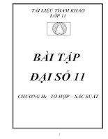bai tap dai so 11 chuong 2
