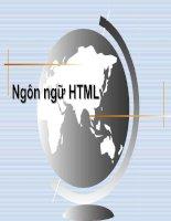bài giảng ngôn ngữ lập trình JavaCript
