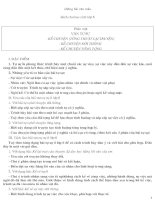 Những bài văn hay lơp 6