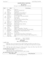 GIÁO ÁN 4 - TUẦN 6 (CKTKN)
