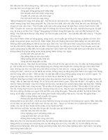 Phân tích bài thơ: Tràng Giang