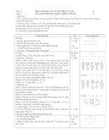GIÁO ÁN LỚP 3 TIẾT 17- 36