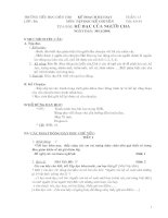 Tập đọc 3. Hũ bạc của người cha (Hội giảng)