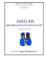 01 GIAO AN NGOAI KHOA 6