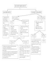 sơ đồ bài 6-7: ĐẤT NUOC NHIỀU ĐỒI NÚI