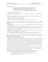 Tư liệu Sử 9- Bài 3, Quá trình phát triển của phong trào gpdt...