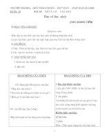giáo án ngữ văn 9 (kì 2) chuẩn