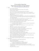 classroom questions 7