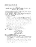 BC tong ket va phuong huong doi 10-11