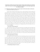 PHƯƠNG HƯỚNG VÀ GIẢI PHÁP HOÀN THIỆN HẠCH TOÁN CHI PHÍ SẢN XUẤT VÀ TÍNH GIÁ THÀNH SẢN PHẨM TẠI CÔNG TY CỔ PHẦN BAO BÌ VÀ IN  NÔNG NGHIỆP