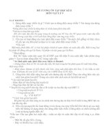ĐỀ CƯƠNG ÔN TẬP VL9 HỌC KÌ II 09
