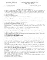 Giải đáp thắc mắc TT 28
