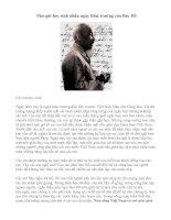 thư Bác Hồ gửi cho HS nhân ngày khai trường