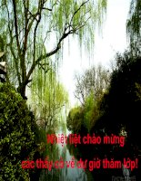Bai 54 - Dan cu va xa hoi Chau Au