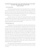 ĐỔI MỚI PHƯƠNG PHÁP DẠY THỰC HÀNH MÔN HÓA HỌC GIÚP KHẮCSÂU KIẾN THỨC HÓA HỌC CHO HỌC SINH