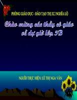 Bai 10: Bac Ho Doc Tuyenngon Doc lap