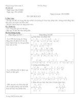 GA dạy thêm toán 8 T 2-19