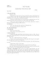 giáo án ngữ văn 8- tuần 7