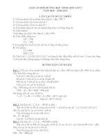 tài liệu bồi dưỡng toán học sinh giỏi lớp 5