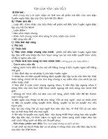 BÀI VIẾT SỐ 2 - LỚP 12