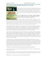 Học tập và làm theo tấm gương Đ Đ Hồ Chí Minh