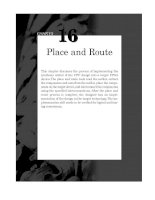Place & Route