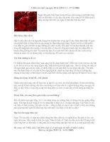 Những trang Thơ, Văn viết về Thầy Cô (Phần2)