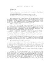 Tìm hiểu về Phong trào Tho Moi 30-45