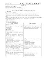 Giáo án lớp 5(Tuần 16)