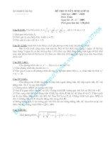 De thi+DA vao 10 cac tinh (09-10)