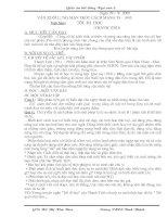 Giáo án dạy thêm ngữ văn 8