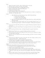 200 Bài tập hóa THCS chọn lọc