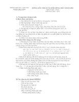 Hướng dẫn nội dung bồi dưỡng HSG môn Toán6