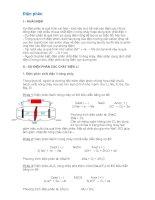 lý thuyết và 1 sô phương pháp giải bài toán điên phân