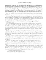 Lịch sử tết Trung thu và thư của chủ tịch nước gửi các cháu