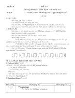 GIÁO ÁN ÂM NHẠC LỚP 1: TIẾT 4: Ôn tập bài hát Mời bạn vui múa ca