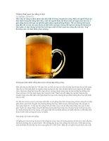 những thói quen ăn uống có hại