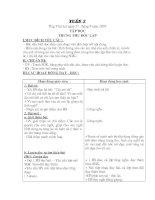 Giáo án dạy ngày 2 buổi( Tuần 7 lớp A)