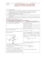 Lê Đình Bửu - GA bám sát vật lý 11 (soạn cẩn thận)