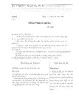 Ngữ văn 7 - Tuần 1 (Chi tiết)